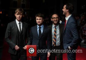 Dane Dehaan, Daniel Radcliffe, John Krokidas and Jack Huston