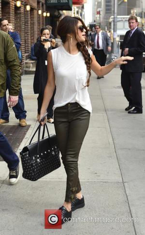 Selena Gomez: 'Gig Tears Were Not For Justin Bieber'