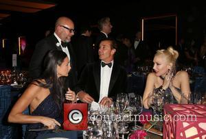 Gwen Stefani, Gavin Rossdale, Demi Moore