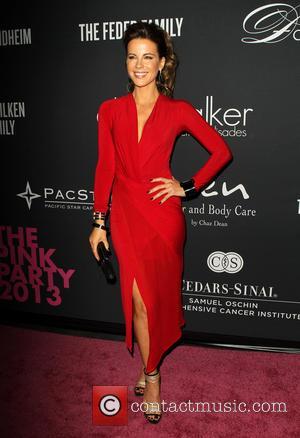 Kate Beckinsale - Elyse Walker Presents The Pink Party 2013 Hosted By Anne Hathaway Held at Barker Hangar - Santa...
