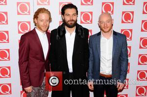 The Q Awards, Grosvenor House, Biffy Clyro