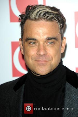 Robbie Williams - The Q Awards 2013