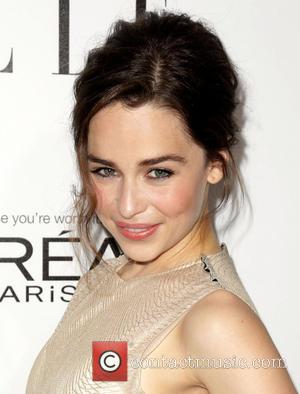 Emilia Clarke - ELLE 20th annual Women in Hollywood celebration