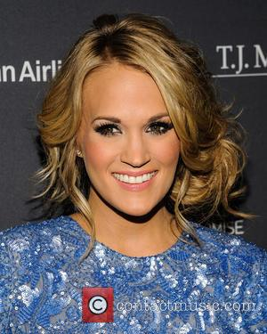 Carrie Underwood - 2013 TJ Martell Foundation Honors Gala