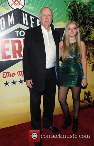 Sir Tim Rice and Zoe Rice