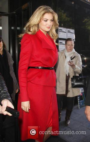 Kate Upton Felt Out Of Her Depth While Filming The Other Woman