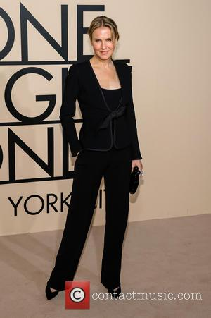 Renee Zellweger - Giorgio Armani One Night Only in New York at SuperPier - New York, NY, United States -...