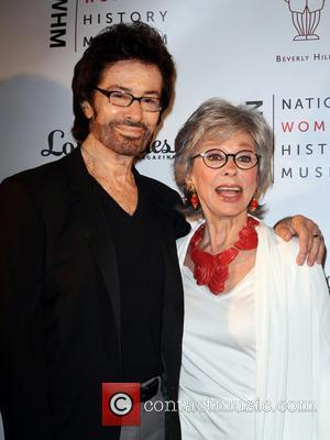 George Chakiris and Rita Moreno