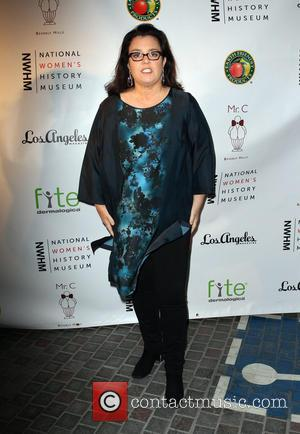 Rosie O'Donnell - National Women's History Museum honors Fran Drescher and Rita Moreno - Beverly Hills, California, United States -...