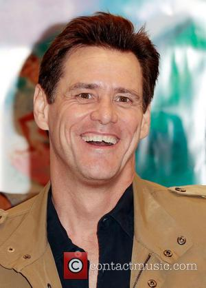 Jim Carrey - Jim Carrey book signing for How Roland...