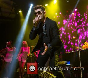 Robin Thicke Sued By Marvin Gaye's Family Amidst Claims Of Plagiarism