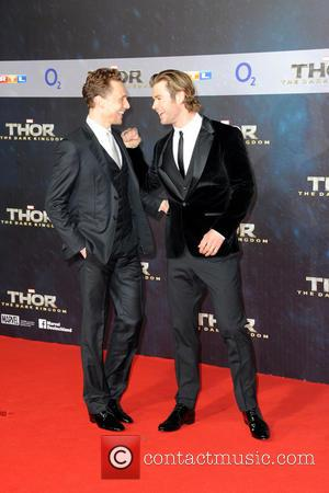 Thor 2: Tom Hiddleston Takes Loki To Meet The Kids For Comedy Central