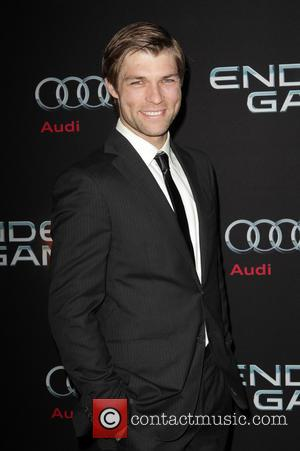 """Liam McIntyre Says """"I Do"""" As He Weds Long-Time Girlfriend Erin Hasan"""