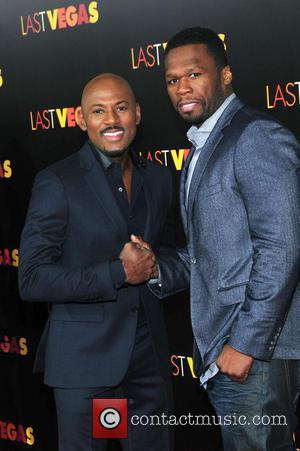 50 Cent - NY Premiere of Last  Vegas arrivals - NY, NY, United States - Wednesday 30th October 2013