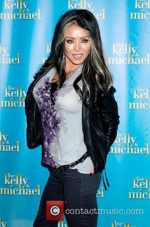 Kelly Ripa - Live with Kelly and Michael Halloween Taping - New York, NY, United States - Thursday 31st October...