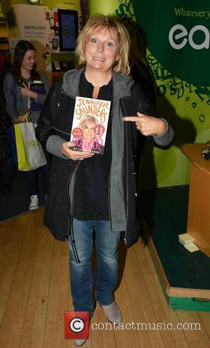 Jennifer Saunders - Jennifer Saunders signs copies of her new book 'Bonkers' at Easons O'Connell Street - Dublin, Ireland -...