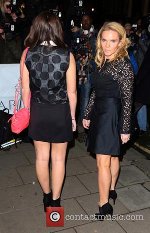 Louise Adams and daughter Liberty - Harper's Bazaar Women of the Year Awards 2013 held at Claridge's - Arrivals -...
