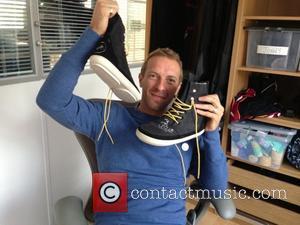Chris Martin - Mandatory credit: Luke Beresford - Wednesday 6th November 2013