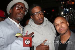 Tupac Shakur, Edidon and Money B