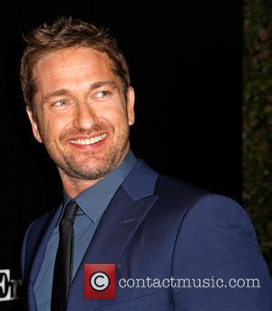 Gerard Butler - Celebrities attend the new global store opening of Ermenegildo Zegna Boutique on Rodeo Drive in Beverly Hills....