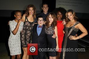 Samira Wiley, Alysia Reiner, Lea Delaria, Taryn Manning, Uzo Aduba, Dascha Polanco and Pablo Schreiber