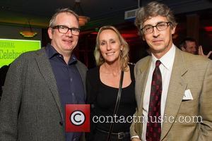 Ted Hope, Susannah Greason Robbins and Alexander Payne