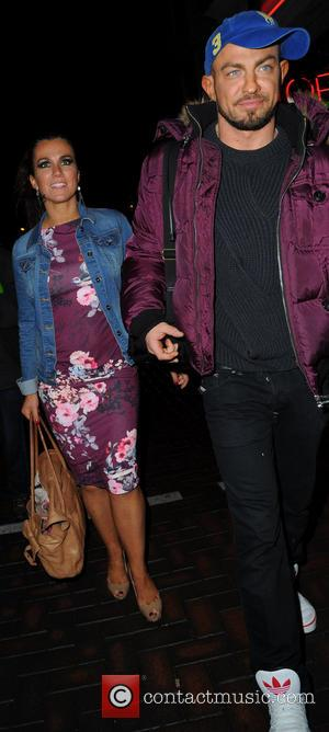Susanna Reid and Robin Windsor - Celebrities attend the Strictly Come Dancing After Party at Roxy's Blackpool - Manchester, United...