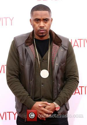 Nas - New York Premiere of 'Black Nativity'