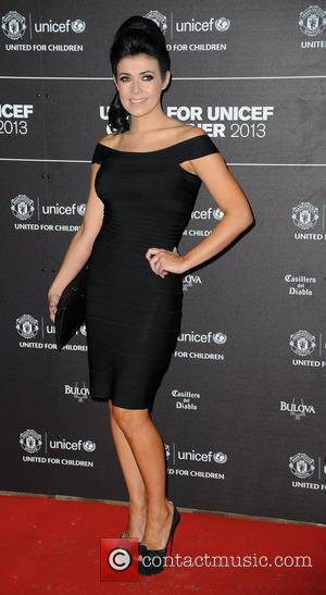 Kym Marsh - Celebrities arrive at Manchester United Football Club, Old Trafford, Manchester for the 14th annual United for UNICEF...