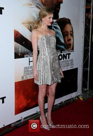 Kate Bosworth Went Without Sleep For Homefront
