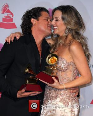 Carlos Vives Covers Costs For Colombian Soccer Team's Relatives To Attend World Cup
