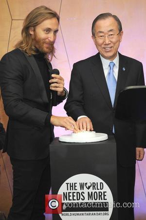 David Guetta Recruits Ray Liotta For Western Music Video