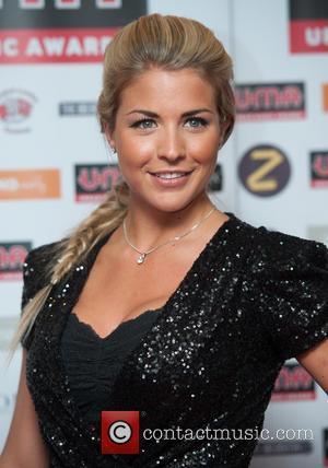 Gemma Atkinson - Urban Music Awards 2013 held at Porchester Hall - Arrivals. - London, United Kingdom - Friday 22nd...