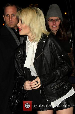 Sky Ferreira - Late Show with David Letterman