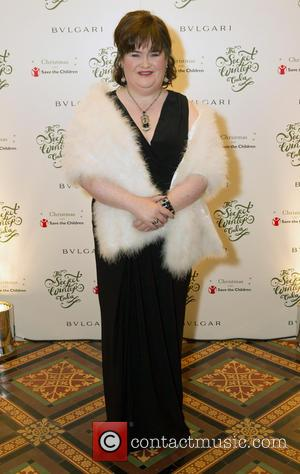 Susan Boyle Reveals Her Battle With Asperger's Syndrome