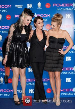 Kate Nash, Jaime Winstone and Sheridan Smith - 'Powder Room' film premiere held at the Cineworld Haymarket - Arrivals. -...
