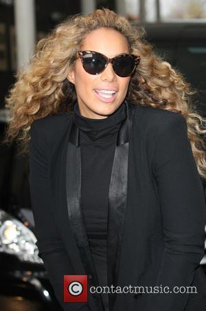 Leona Lewis - Leona Lewis leaving the ITV Studios - London, United Kingdom - Friday 29th November 2013