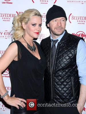 Jenny McCarthy and Donnie Wahlberg - Jenny McCarthy hosts Official Dirty, Sexy, Funny After Party at Body English Nightclub &...