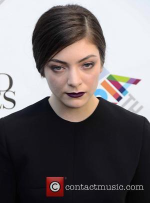 Lorde - 27th ARIA Awards 2013