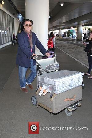 Andy Garcia - Andy Garcia arrives at LAX airport - Los Angeles, California, United States - Sunday 1st December 2013