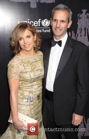 Katie Couric, UNICEF Snowflake Ball