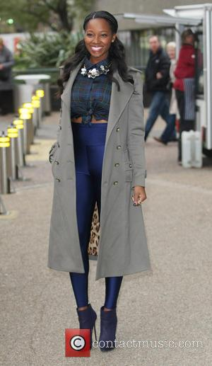Jamelia Forgives Ex For Domestic Abuse