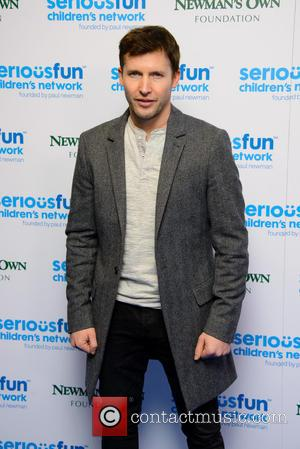 James Blunt - Serious Fun Children's Network Gala held at the Roundhouse - Arrivals - London, United Kingdom - Tuesday...