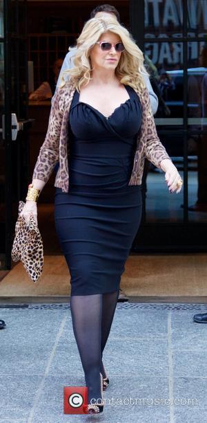 Kirstie Alley - Actress Kirstie Alley is seen in Soho in New York City - New York City, New York,...