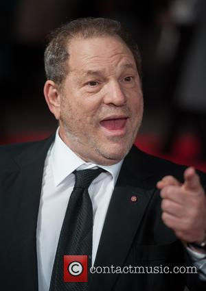 Harvey Weinstein - Royal Film Performance of Mandela: Long Walk...