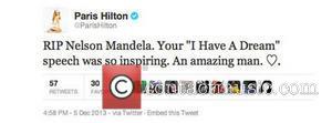 Lindsay Lohan Not Involved In Barron Hilton Spat