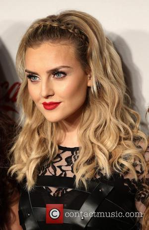 Perrie Edwards - Capital FM Jingle Bell Ball 2013 held at the O2 arena - Day 2 - Arrivals -...