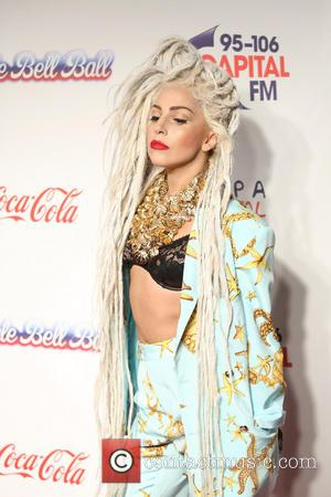 Lady Gaga - Capital FM Jingle Bell Ball 2013 held at the O2 arena - Day 2 - Arrivals -...