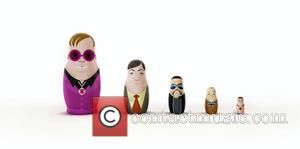 Elton John, George Michael, Stephen Fry, Graham Norton and Daley
