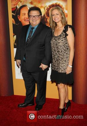 Wayne Knight and Clare De Chenu